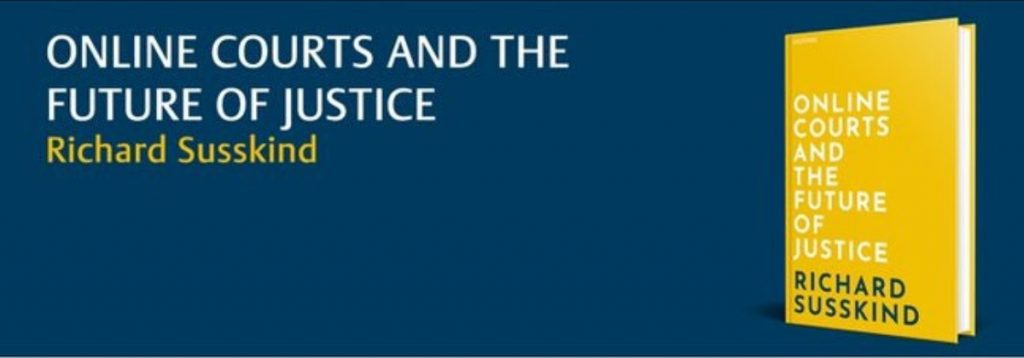 Image of the book Online Courts and the Future of Justice