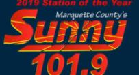 Sunny 101.9 logo